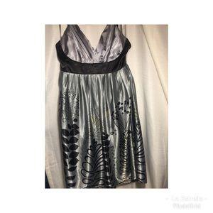 """Woman's green vintage Pinup """"Papillon"""" Dress"""